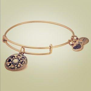 Alex And Ani Lunar phase NWT bracelet